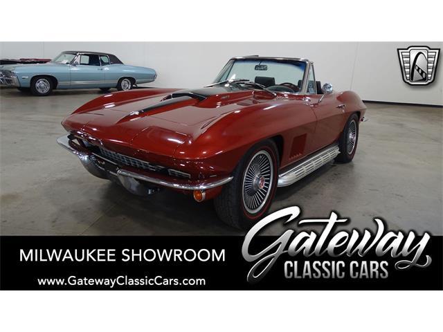 1967 Chevrolet Corvette (CC-1483883) for sale in O'Fallon, Illinois