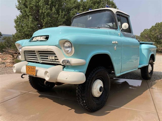 1957 GMC 100 (CC-1483907) for sale in Grand Junction, Colorado