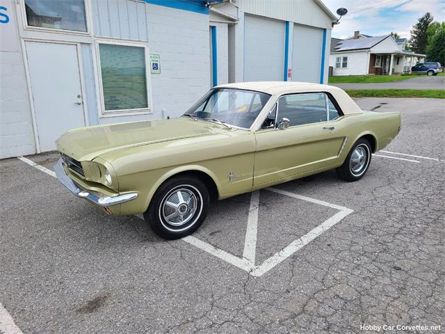 1965 Ford Mustang (CC-1483919) for sale in martinsburg, Pennsylvania
