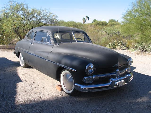 1950 Mercury 2-Dr Coupe (CC-1483925) for sale in Tucson, Arizona