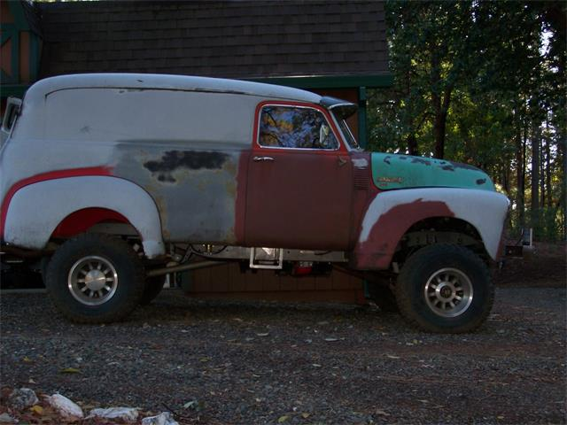 1951 Chevrolet Panel Truck (CC-1483942) for sale in Oroville, California