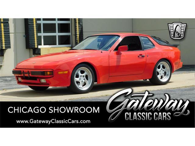 1985 Porsche 944 (CC-1483958) for sale in O'Fallon, Illinois