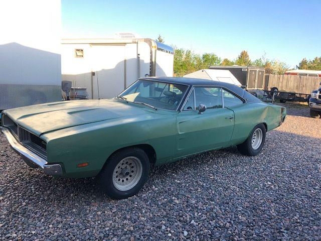 1969 Dodge Charger (CC-1483980) for sale in Cadillac, Michigan