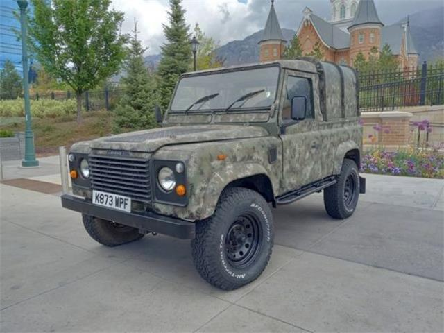 1988 Land Rover Defender (CC-1483988) for sale in Cadillac, Michigan