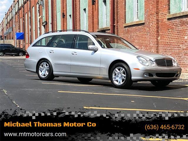 2004 Mercedes-Benz E-Class (CC-1483999) for sale in Saint Charles, Missouri