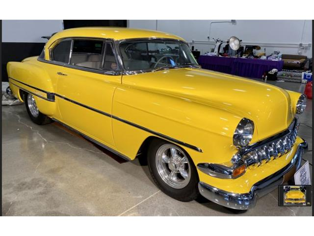 1954 Chevrolet Bel Air (CC-1480400) for sale in Cadillac, Michigan
