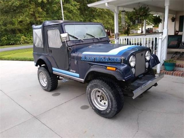 1982 Jeep Renegade (CC-1484007) for sale in Cadillac, Michigan