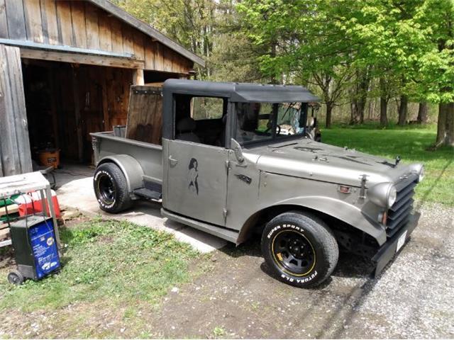 1954 Dodge Military (CC-1480401) for sale in Cadillac, Michigan