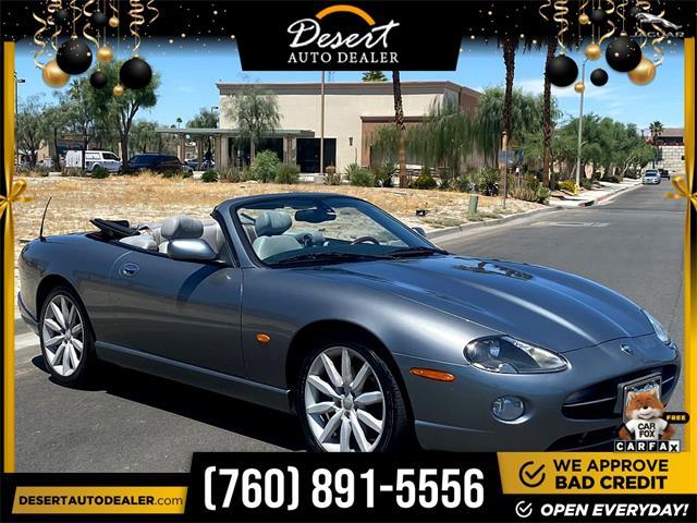 2006 Jaguar XK8 (CC-1484014) for sale in Palm Desert, California