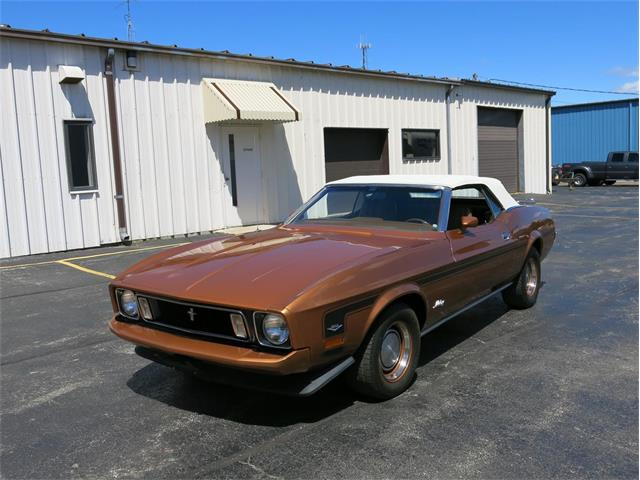 1973 Ford Mustang (CC-1484069) for sale in Manitowoc, Wisconsin