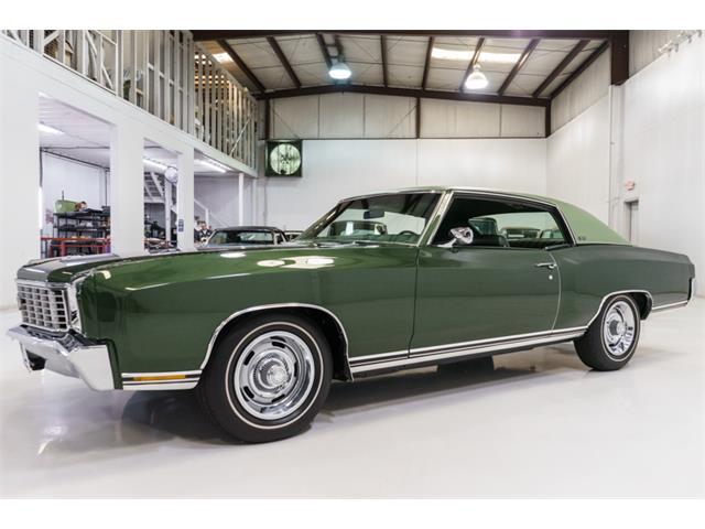 1972 Chevrolet Monte Carlo (CC-1484071) for sale in SAINT ANN, Missouri