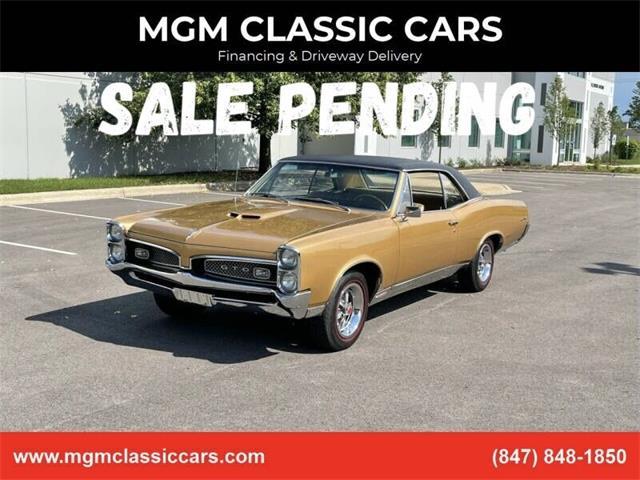 1967 Pontiac GTO (CC-1480408) for sale in Addison, Illinois