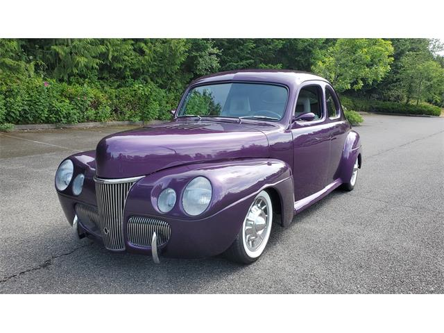 1941 Ford Business Coupe (CC-1484096) for sale in BONNEY LAKE, Washington
