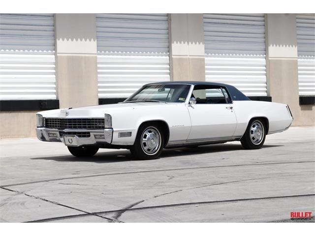 1967 Cadillac Eldorado (CC-1480411) for sale in Fort Lauderdale, Florida
