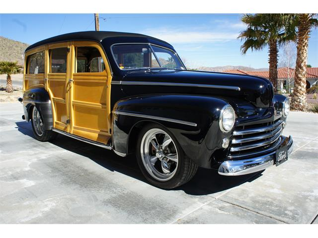1947 Ford Woody Wagon (CC-1484112) for sale in Apple Valley, California