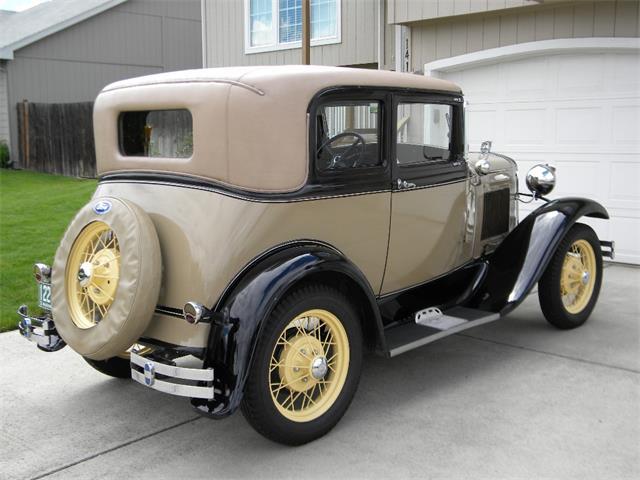 1931 Ford Victoria (CC-1484128) for sale in Ocean Shores, Washington