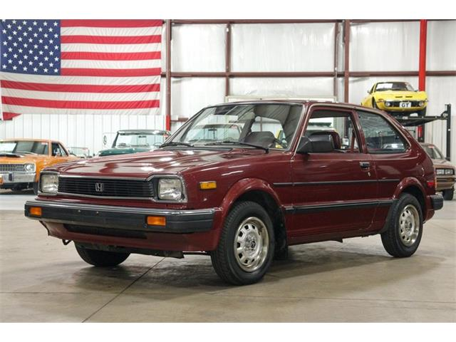 1983 Honda Civic (CC-1484134) for sale in Kentwood, Michigan