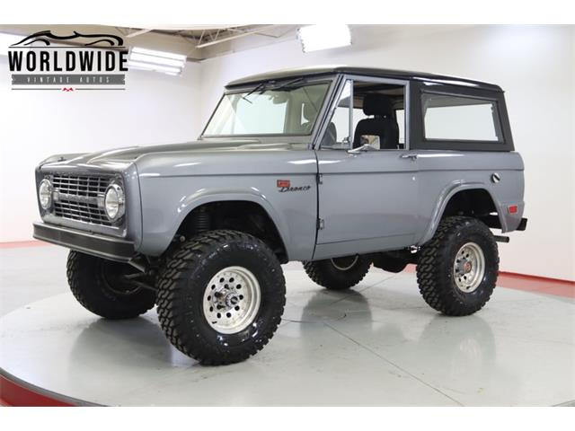 1967 Ford Bronco (CC-1484144) for sale in Denver , Colorado