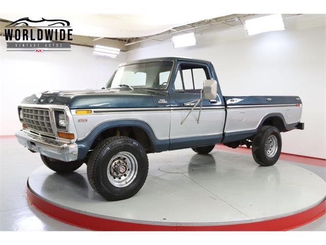1978 Ford F250 (CC-1484146) for sale in Denver , Colorado