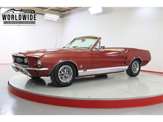 1967 Ford Mustang (CC-1484150) for sale in Denver , Colorado