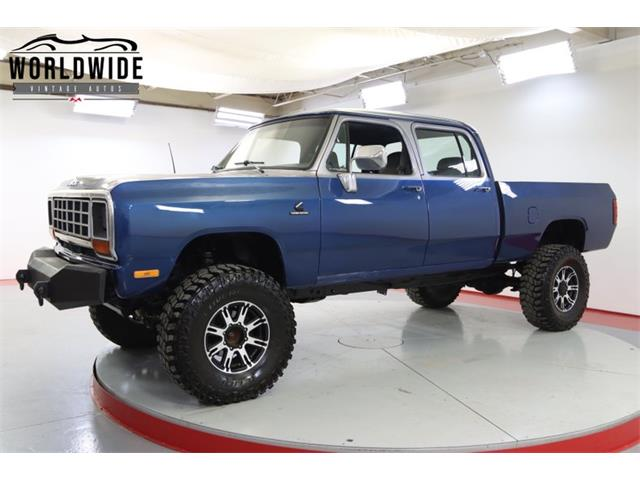 1985 Dodge D250 (CC-1484153) for sale in Denver , Colorado
