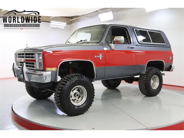 1987 Chevrolet Blazer (CC-1484154) for sale in Denver , Colorado