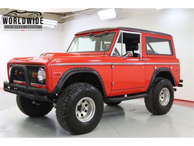 1973 Ford Bronco (CC-1484156) for sale in Denver , Colorado