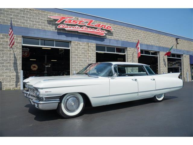 1960 Cadillac Series 62 (CC-1484183) for sale in St. Charles, Missouri