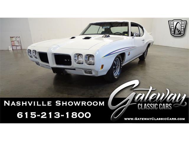 1970 Pontiac GTO (CC-1484199) for sale in O'Fallon, Illinois