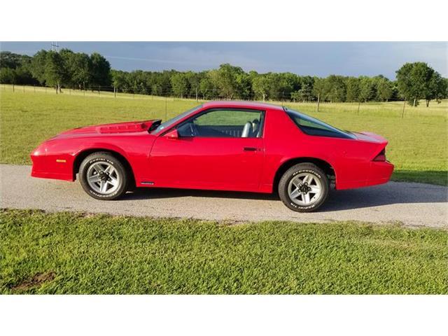 1982 Chevrolet Camaro Z28 (CC-1480042) for sale in Brenham, Texas