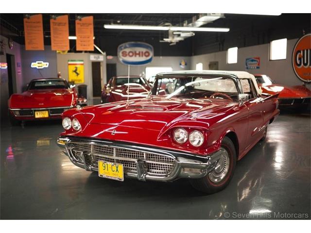 1960 Ford Thunderbird (CC-1484207) for sale in Cincinnati, Ohio