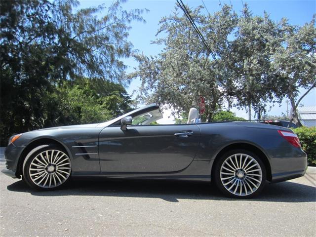 2015 Mercedes-Benz SL550 (CC-1484246) for sale in Delray Beach, Florida