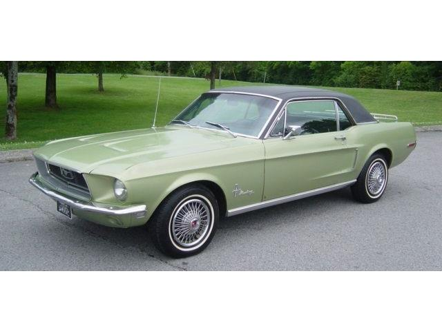 1968 Ford Mustang (CC-1484257) for sale in Hendersonville, Tennessee