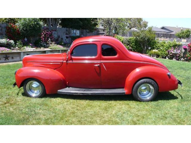 1939 Ford Deluxe (CC-1480426) for sale in Cadillac, Michigan