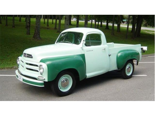1956 Studebaker Pickup (CC-1484261) for sale in Hendersonville, Tennessee