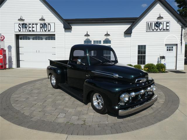 1952 Ford F1 (CC-1484264) for sale in Newark OH, Ohio