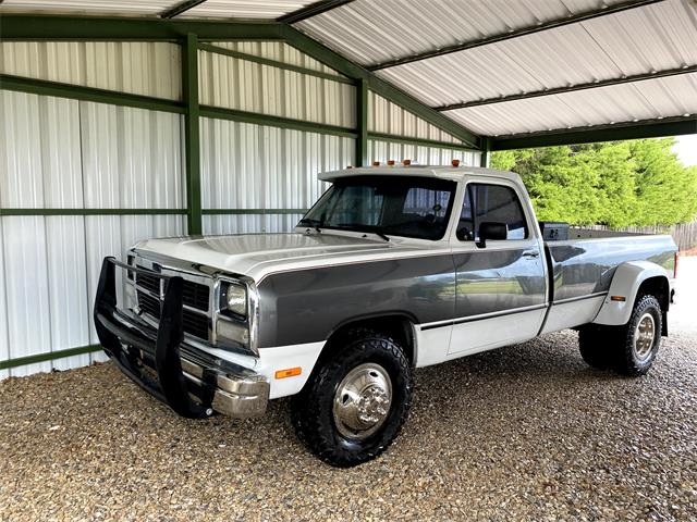 1991 Dodge D350 (CC-1484286) for sale in Bridgeport , Texas