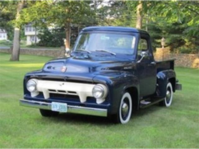 1954 Ford F100 (CC-1484288) for sale in Pelham, New Hampshire