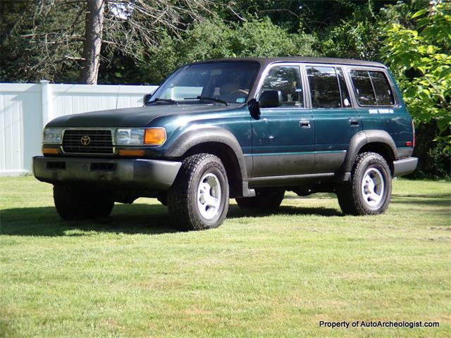 1997 Toyota Land Cruiser FJ (CC-1484302) for sale in Middletown, Connecticut