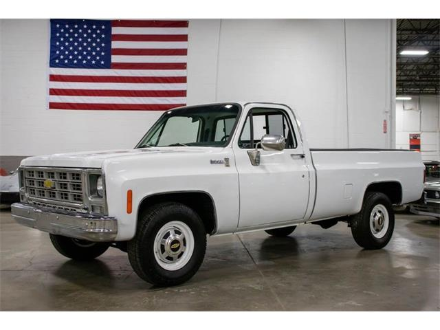 1980 Chevrolet C20 (CC-1484311) for sale in Kentwood, Michigan