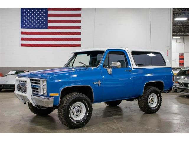 1988 Chevrolet Blazer (CC-1484315) for sale in Kentwood, Michigan