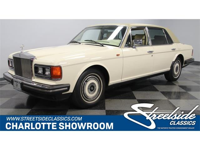 1988 Rolls-Royce Silver Spur (CC-1484336) for sale in Concord, North Carolina