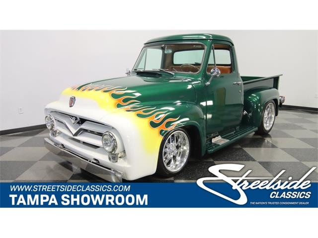 1955 Ford F100 (CC-1484337) for sale in Lutz, Florida