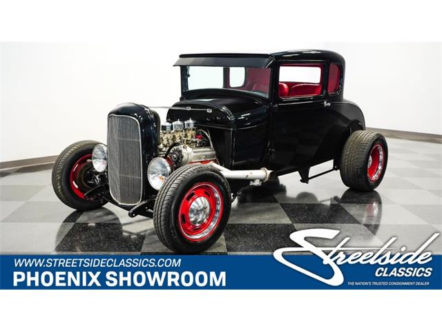 1929 Ford 5-Window Coupe (CC-1484345) for sale in Mesa, Arizona