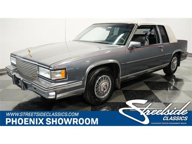 1988 Cadillac DeVille (CC-1484347) for sale in Mesa, Arizona