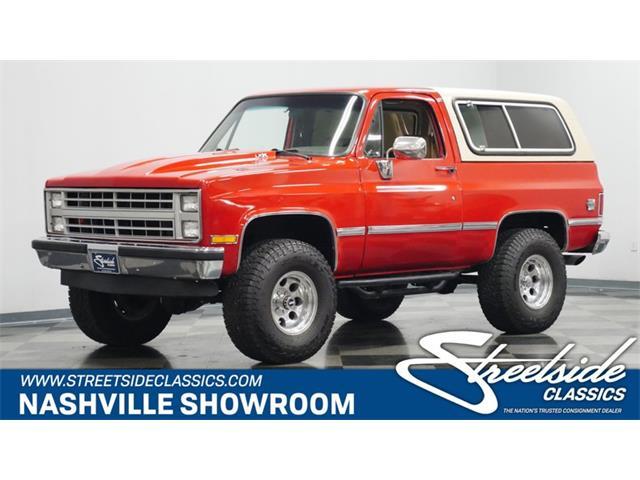 1988 Chevrolet Blazer (CC-1484353) for sale in Lavergne, Tennessee