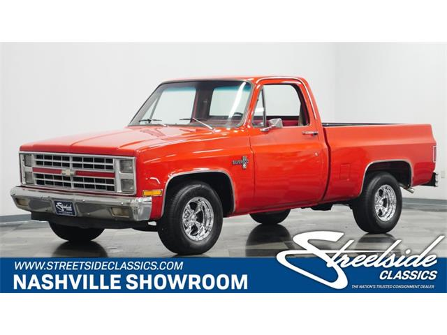 1982 Chevrolet C10 (CC-1484361) for sale in Lavergne, Tennessee