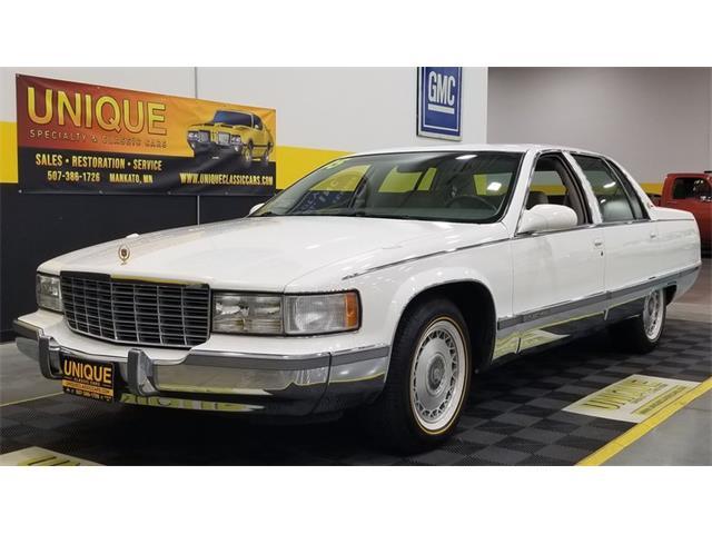 1995 Cadillac Fleetwood (CC-1484371) for sale in Mankato, Minnesota
