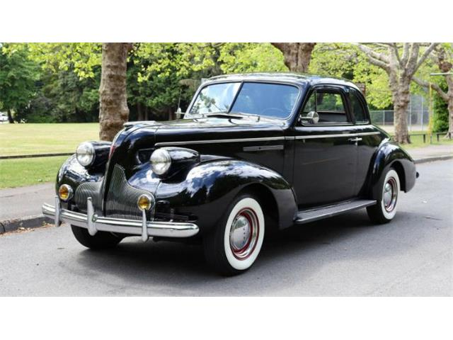 1939 Buick Special (CC-1484407) for sale in Cadillac, Michigan
