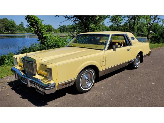 1980 Lincoln Continental (CC-1484417) for sale in Stanley, Wisconsin